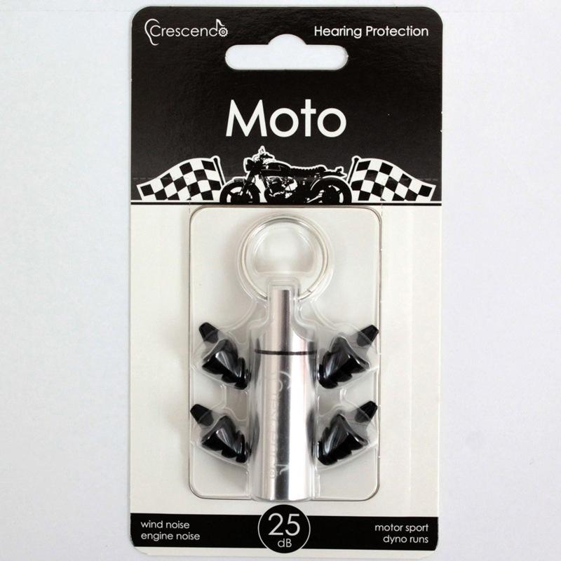 Crescendo Moto イヤープロテクター 耳栓