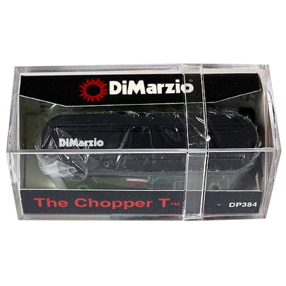 Dimarzio DP384/The T/BK Chopper Chopper T/BK, 【予約販売品】:4615423a --- officewill.xsrv.jp
