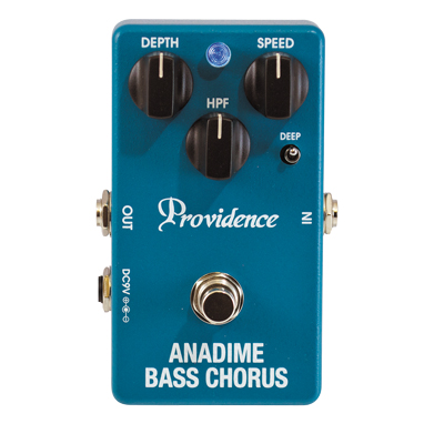 Providence ABC-1 ANADIME BASS CHORUS ベース用エフェクター