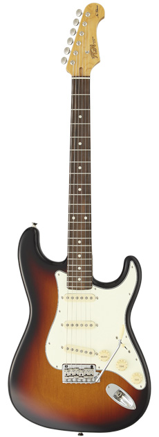 FUJIGEN NST10RAL-3TS エレキギター