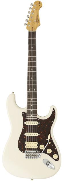 FUJIGEN NST11RAL-VWH エレキギター