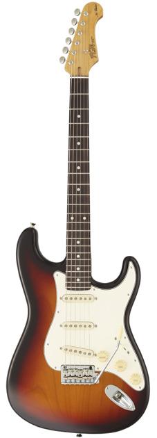 FUJIGEN NST20RAL-VSB エレキギター