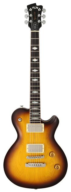 FUJIGEN EFL-HM HD エレキギター