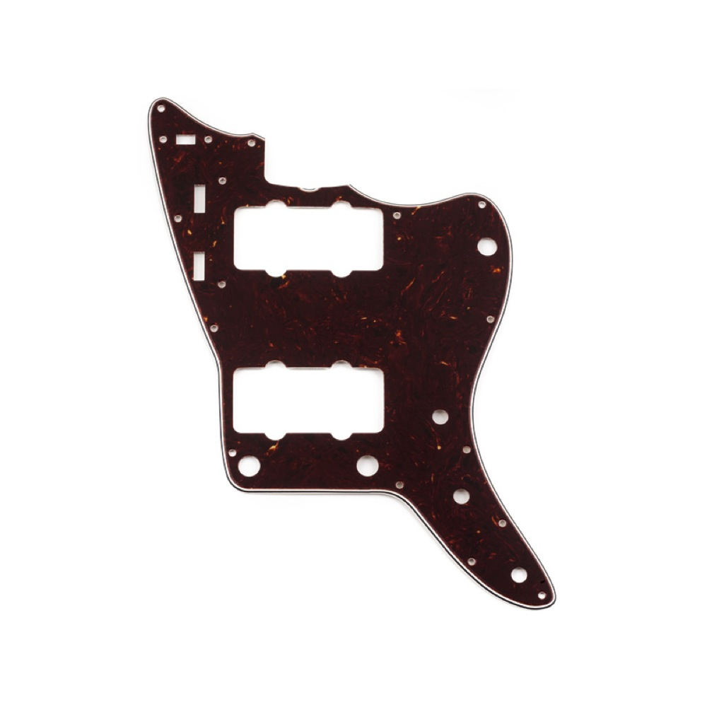 Fender Pure Vintage '65 Jazzmaster Pickguard Brown Shell ジャズマスター用ピックガード