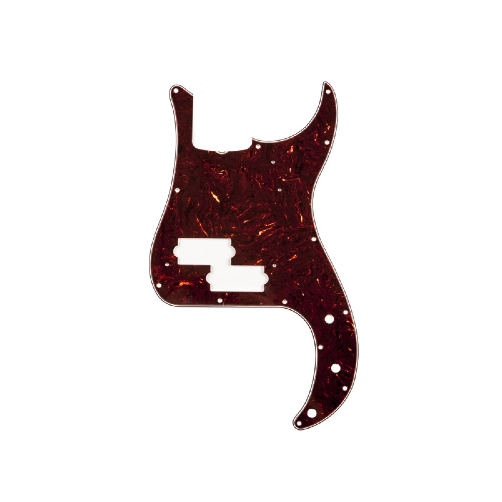 Fender Pure Vintage '63 Precision Bass Pickguard Brown Shell プレシジョンベース用ピックガード