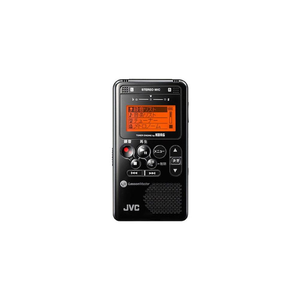 VICTOR XA-LM10 ブラック レッスンマスター ポータブルデジタルレコーダー