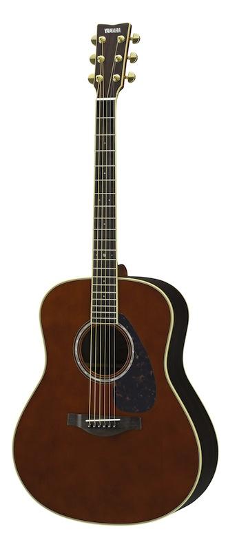 YAMAHA LL6 ARE DT エレアコギター