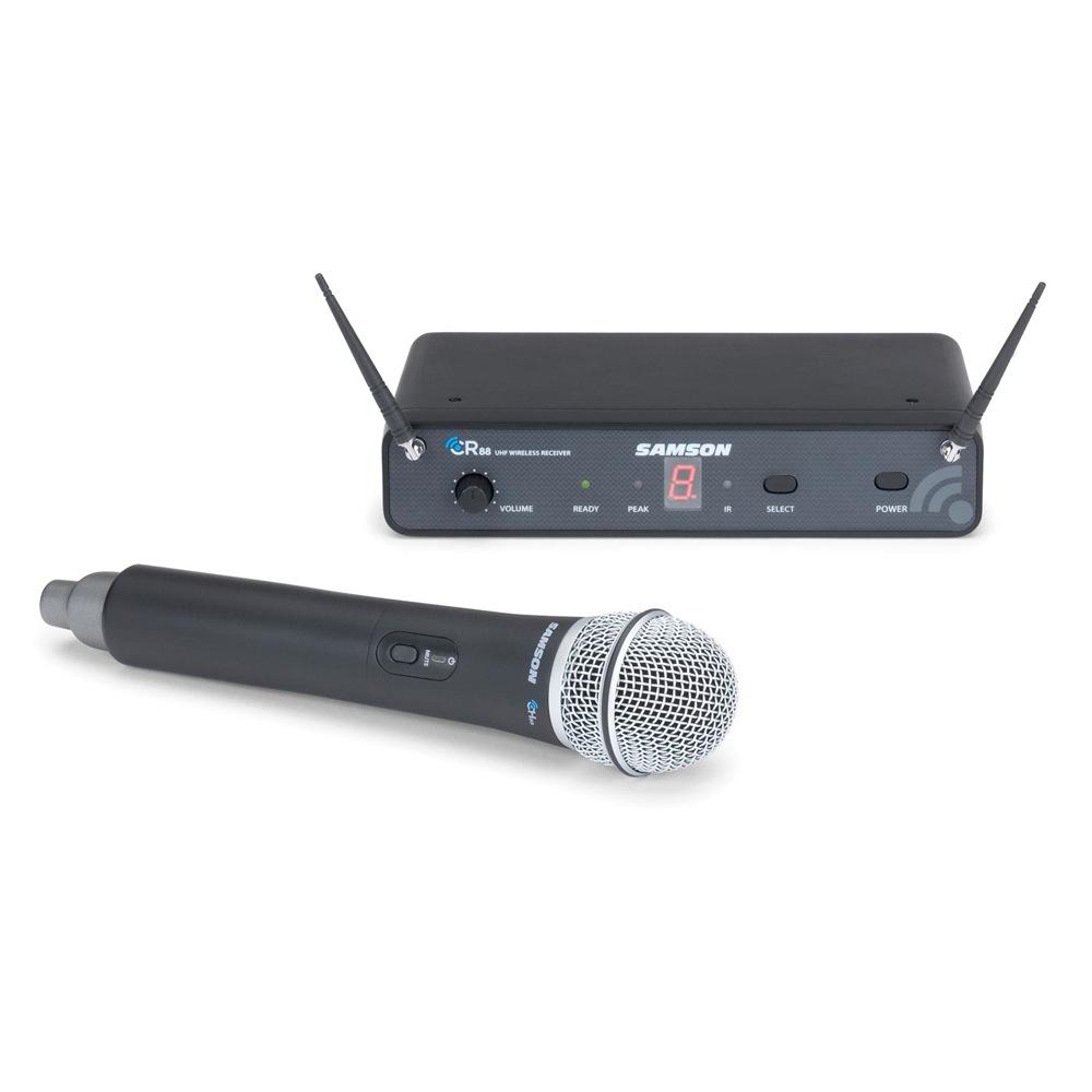 SAMSON Concert 88 Handheld ESWC88HCL6J-B ワイヤレスマイクシステム