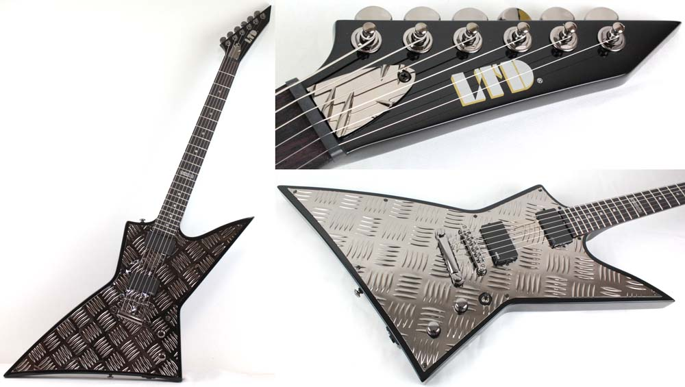 LTD EX-400BD エレキギター