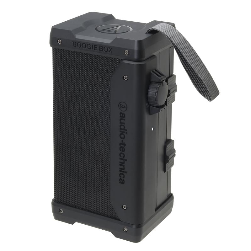 AUDIO-TECHNICA AT-SPB300 BK アクティブスピーカー