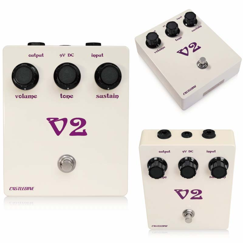 Castledine Electronics V2 Fuzz ファズ