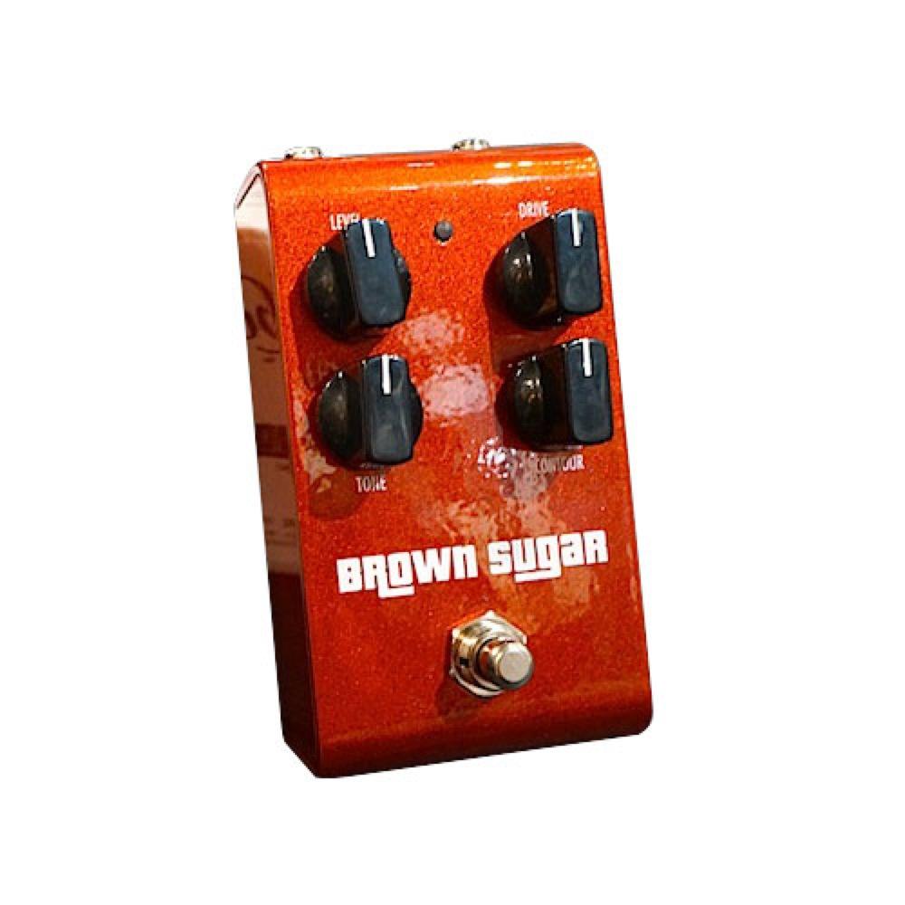 Rockbox BROWN SUGAR ギターエフェクター