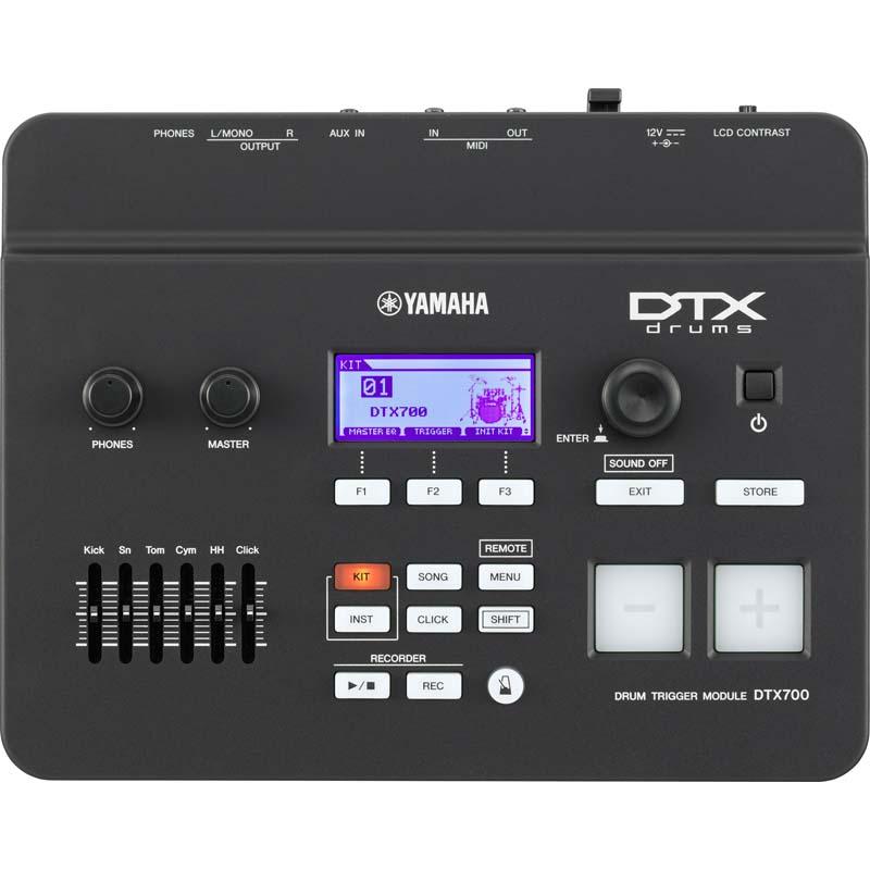 YAMAHA DTX700 トリガーモジュール