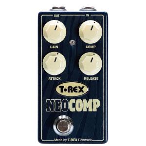 T-REX NEOCOMP STUDIO GRADE COMPRESSOR コンプレッサー エフェクター