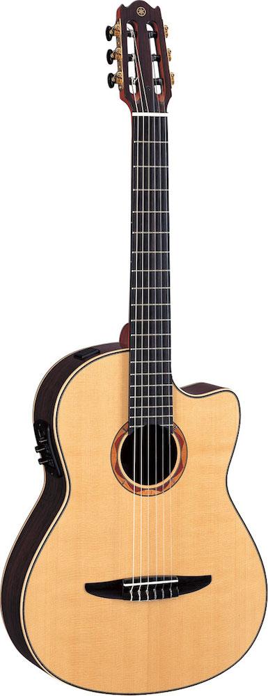 YAMAHA NCX2000R エレクトリックナイロンストリングスギター