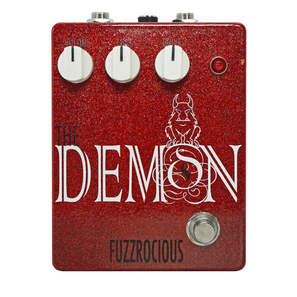 Fuzzrocious Pedals The Demon ファズ エフェクター