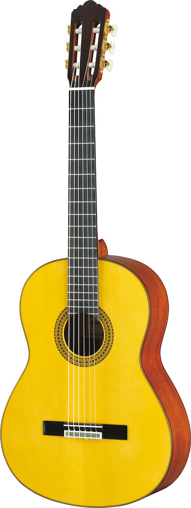 YAMAHA GC12S クラシックギター