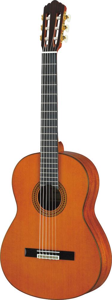 YAMAHA GC12C クラシックギター