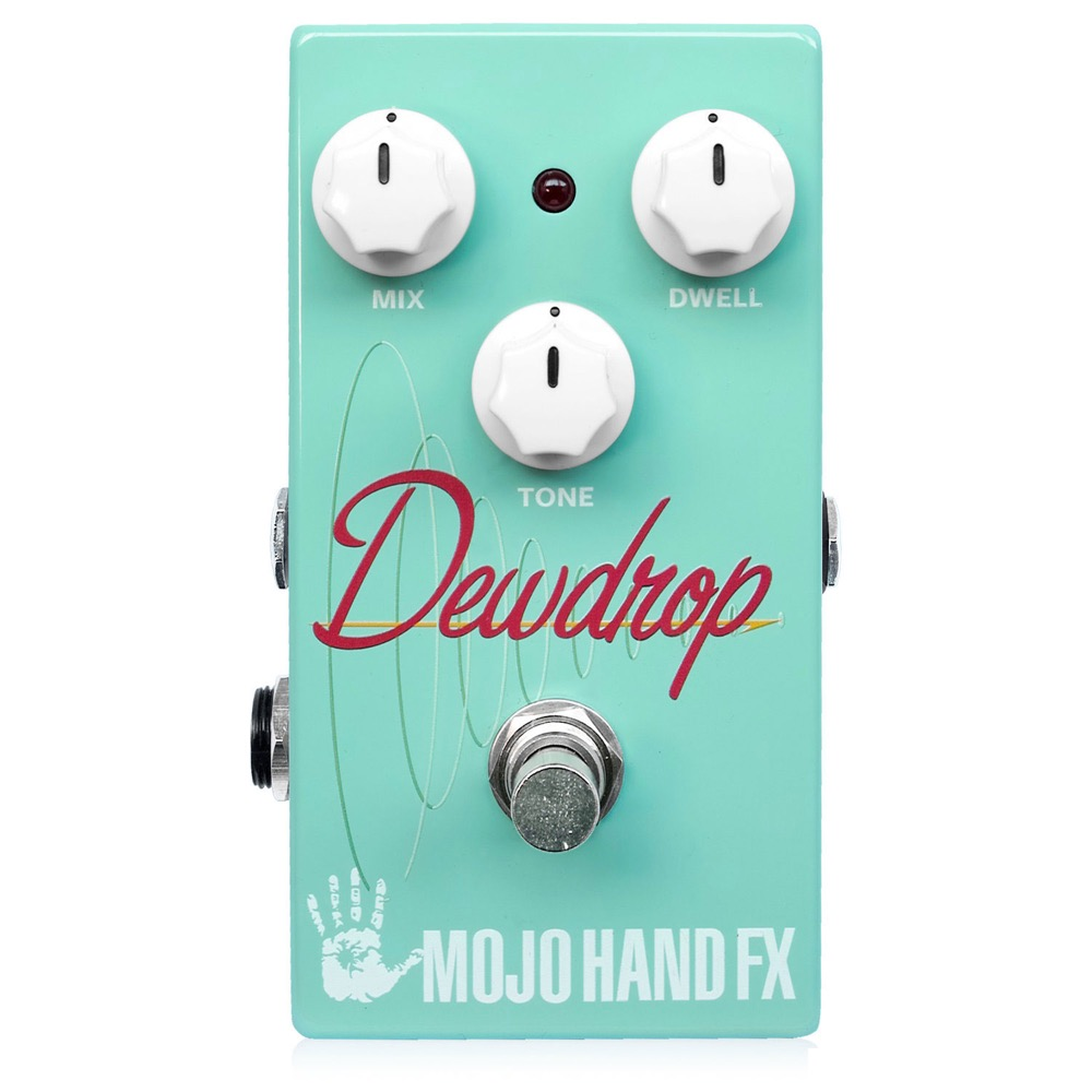 Mojo Hand FX Dewdrop Reverb リバーブ