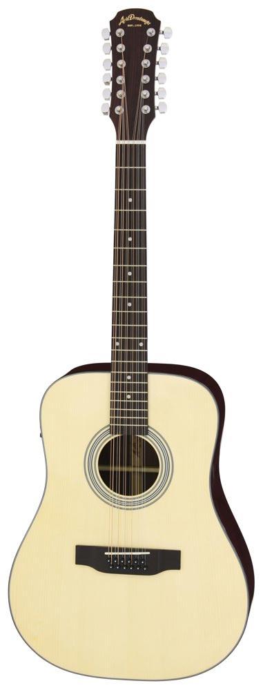 ARIA AD-215/12 N 12弦エレクトリックアコースティックギター