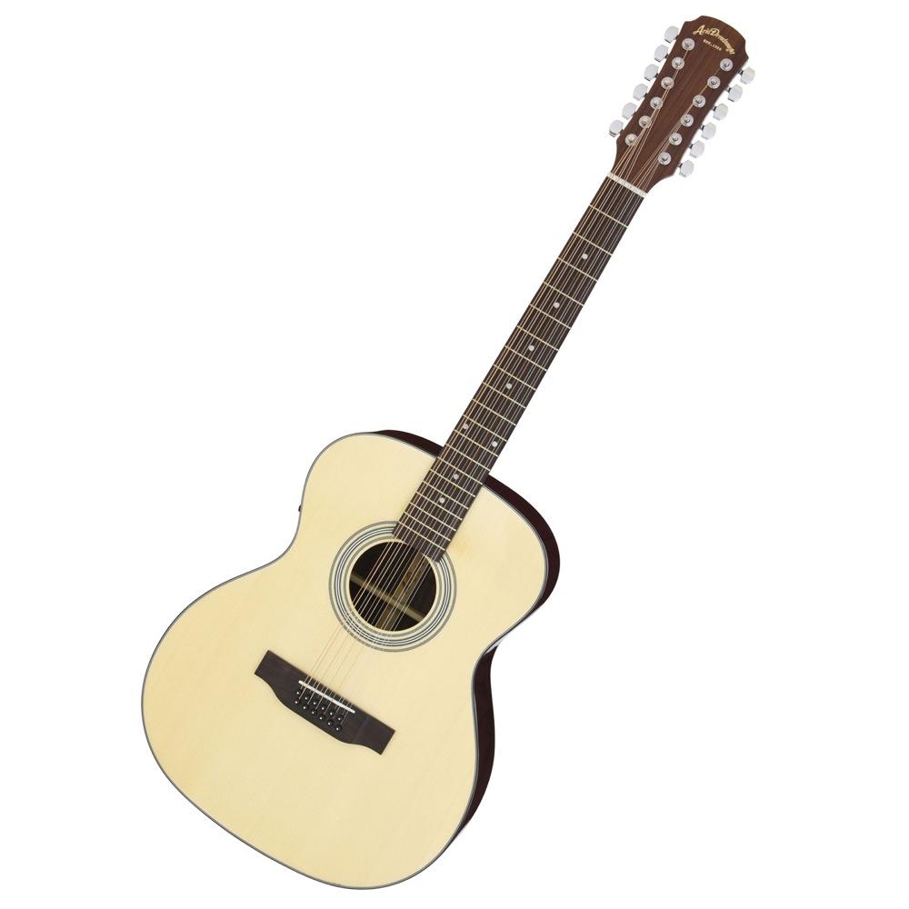 ARIA AF-205/12 N 12弦エレクトリックアコースティックギター