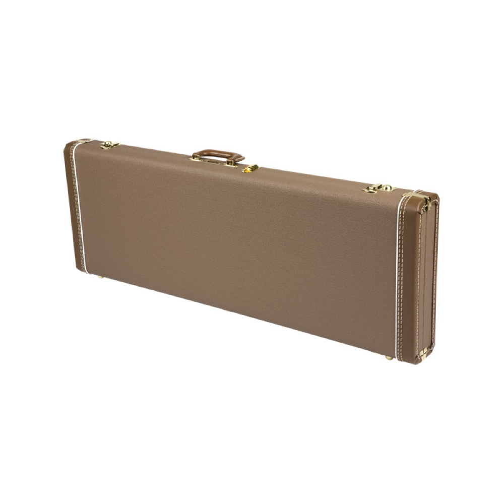 Fender Multi-Fit Hardshell Case Jaguar/Jazzmaster Brown ギター用ハードケース