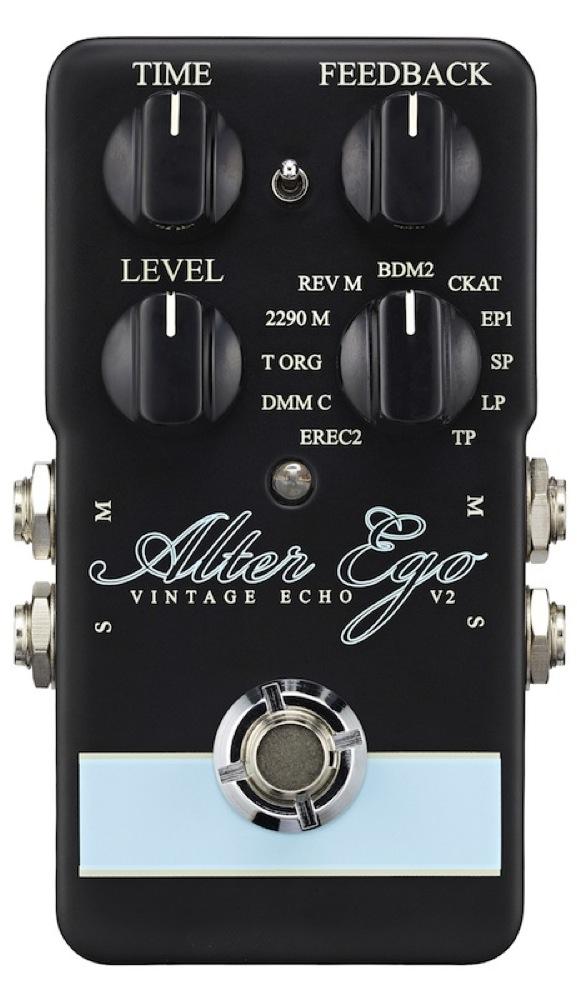 tc electronic Alter Ego 2 ギターエフェクター