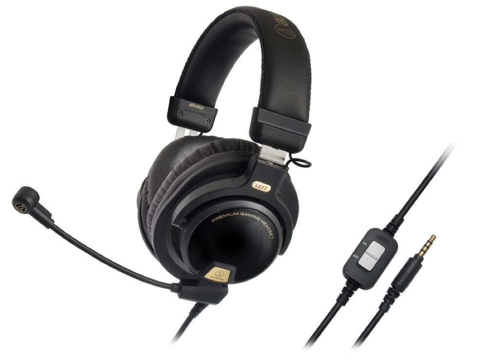 AUDIO-TECHNICA ATH-PG1 ゲーム用ヘッドセット