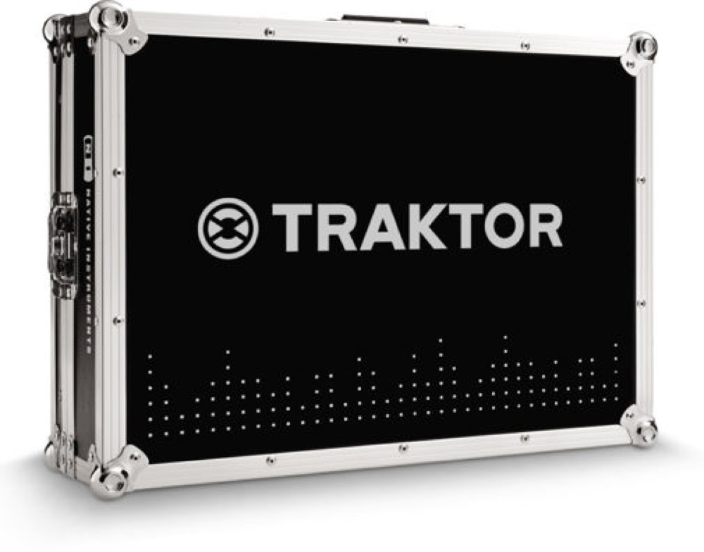 NATIVE INSTRUMENTS TRAKTOR KONTROL S4 FLIGHT CASE S4専用フライトケース
