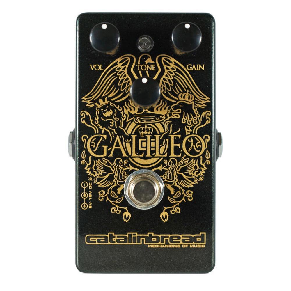 Catalinbread Galileo MKII オーバードライブ