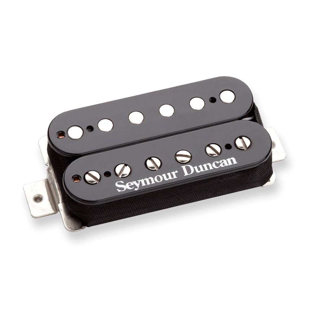 Seymour Duncan TB-6 Duncan Distortion Trembucker Black ギターピックアップ