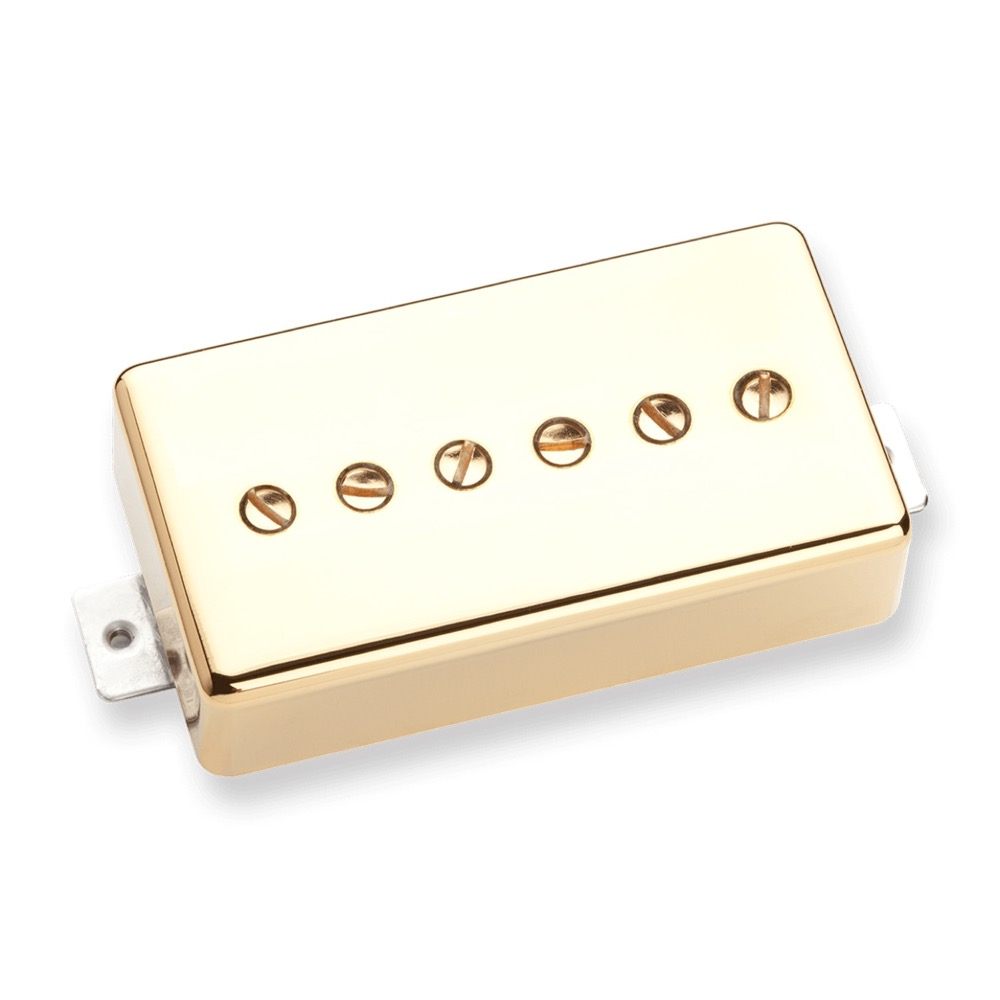Seymour Duncan SPH90-1b Phat Cat Bridge Gold ギターピックアップ