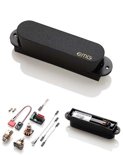 EMG EMG-SA 単体 BLACK エレキギター用ピックアップ