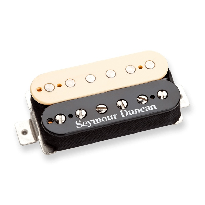 Seymour Duncan TB-6 Duncan Distortion Trembucker Zebra ギターピックアップ