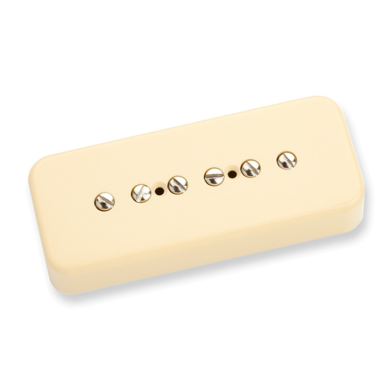 Seymour Duncan SP90-3n Custom Neck Ivory ギターピックアップ