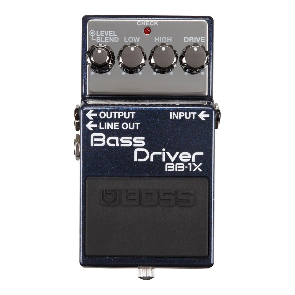 BOSS BB-1X Bass Driver ベースドライバー エフェクター