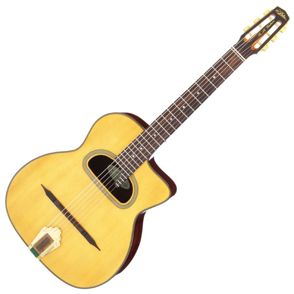 ARIA MM-10/D マカフェリスタイルギター
