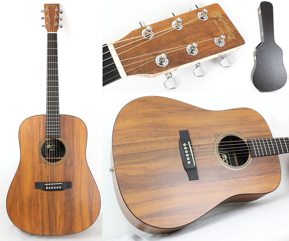 MARTIN DXK2AE エレクトリックアコースティックギター