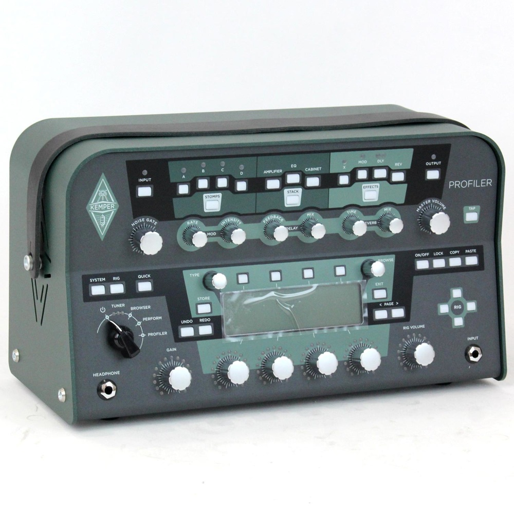 KEMPER PROFILING AMP POWER HEAD プロファイリングアンプ