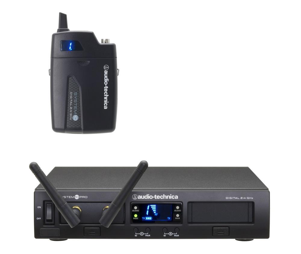 AUDIO-TECHNICA ATW-1301 ラックマウント1chワイヤレスシステム