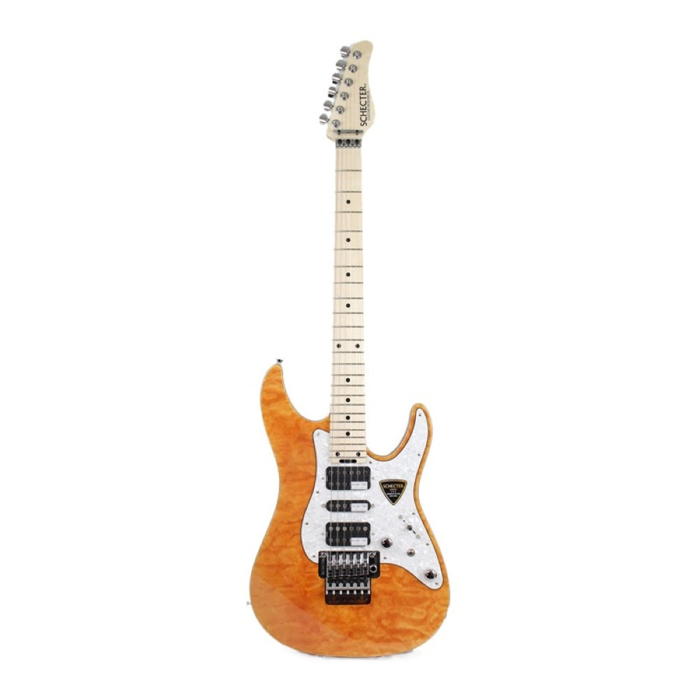 SCHECTER SD-2-24-AL AMB/M エレキギター
