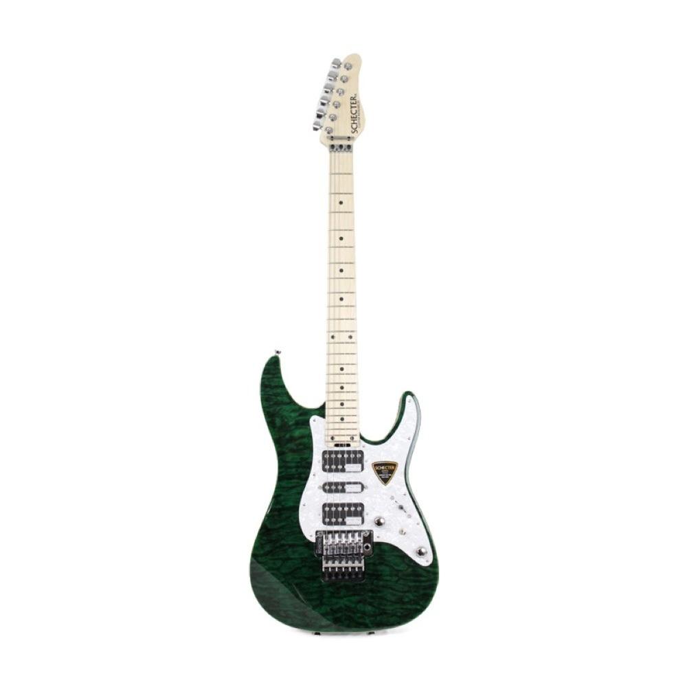 SCHECTER SD-2-24-AL GRN/M エレキギター