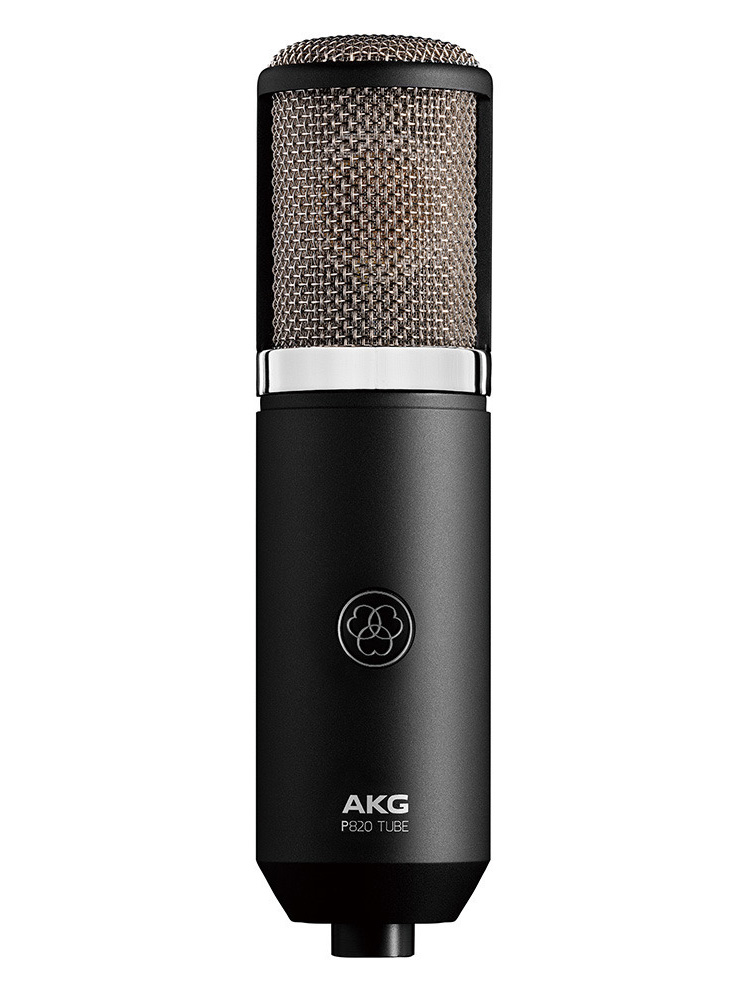 AKG P820 Project Studio Line TUBE 真空管マイクロフォン