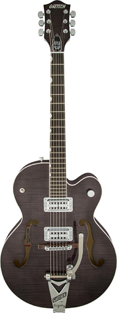 GRETSCH G6120SH Brian Setzer Hot Rod Tuxedo Black ブライアン セッツアー モデル エレキギター