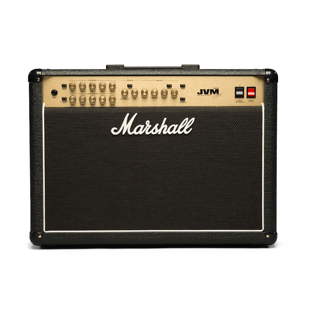 MARSHALL JVM205C フルチューブ ギターコンボアンプ