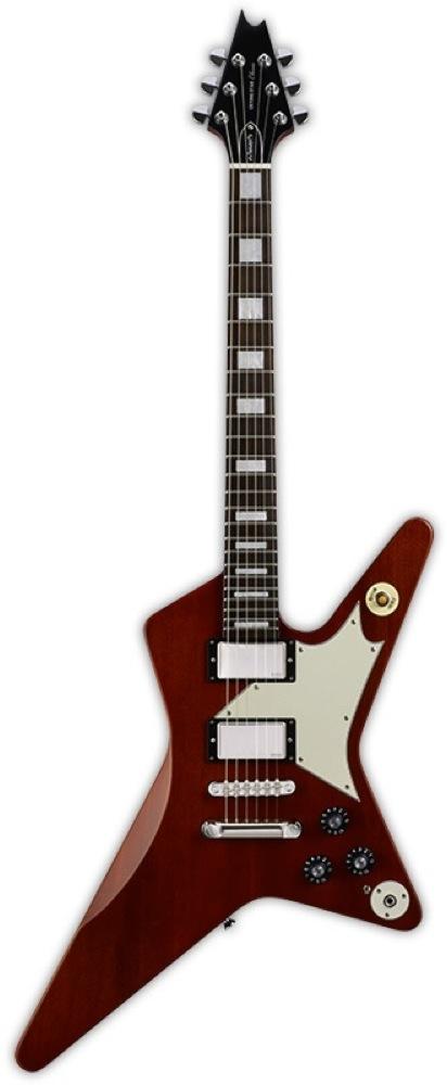 EDWARDS E-CS-Classic Vintage Cherry Syuモデル エレキギター