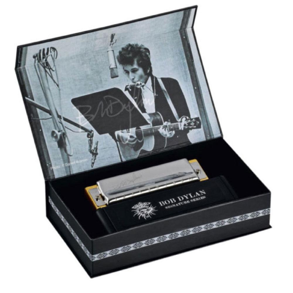 HOHNER Bob Dylan Signature Single ボブディラン シグネイチャーモデル 10穴ハーモニカ