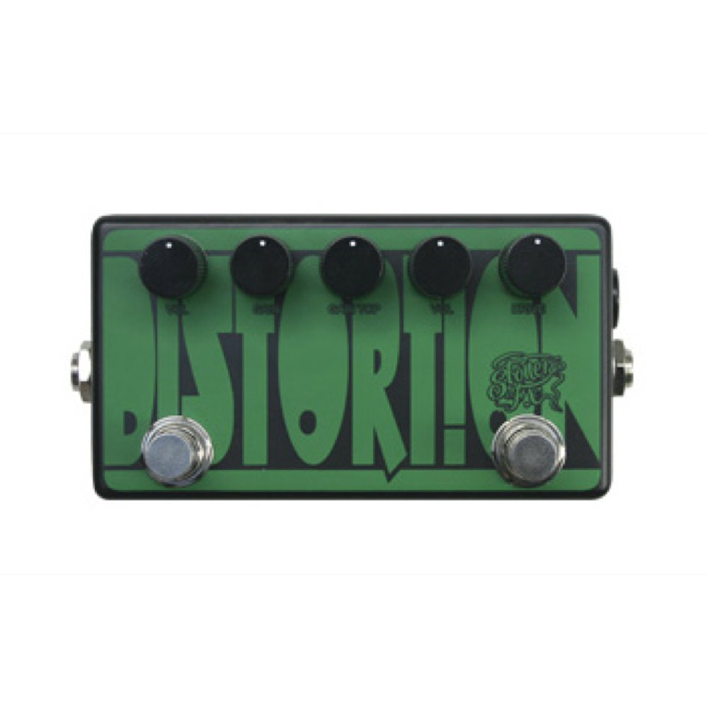 Stoner's FX DISTORTION ギターエフェクター