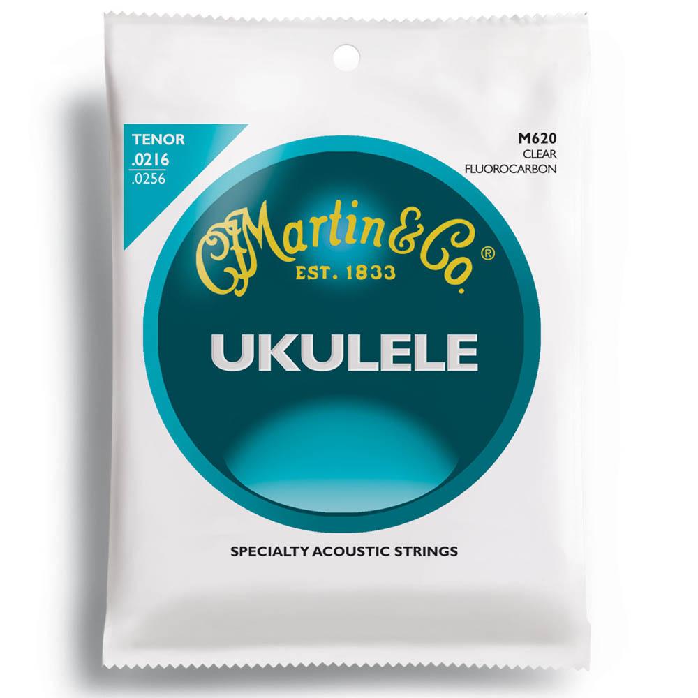 MARTIN M620 Ukulele-Tenor ukulele chords