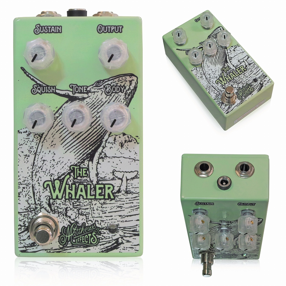 Matthews Effects The Whaler ファズ